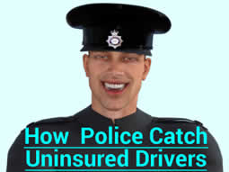 How Police Catch Uninsured Drivers